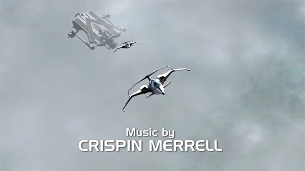 thumbnail image of fighter planes in the sky with link to New Captian Scarlet clip on Vimeo